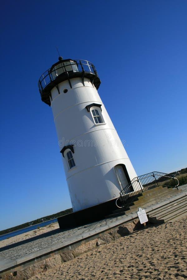 Edgartown Leuchtturm lizenzfreies stockfoto
