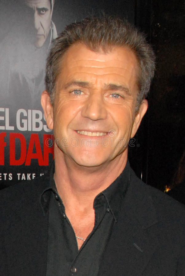 Download Mel Gibson,The Edge editorial stock photo. Image of chinese - 30570288