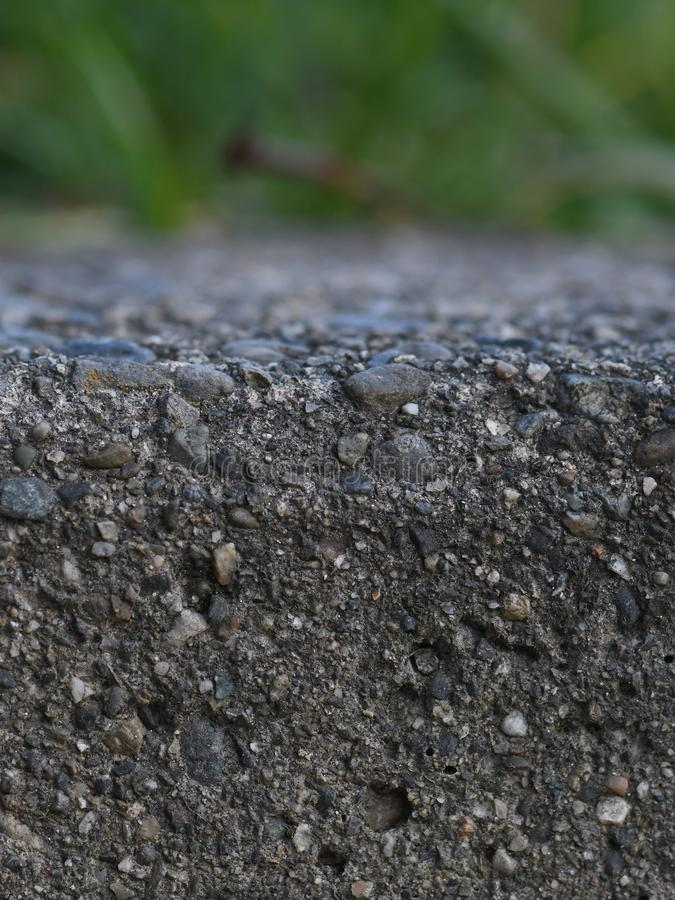 Download Edge of a retaining wall stock image. Image of grey - 110025299