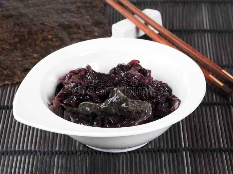 Nori Seaweed – Alga Nori royalty free stock photos