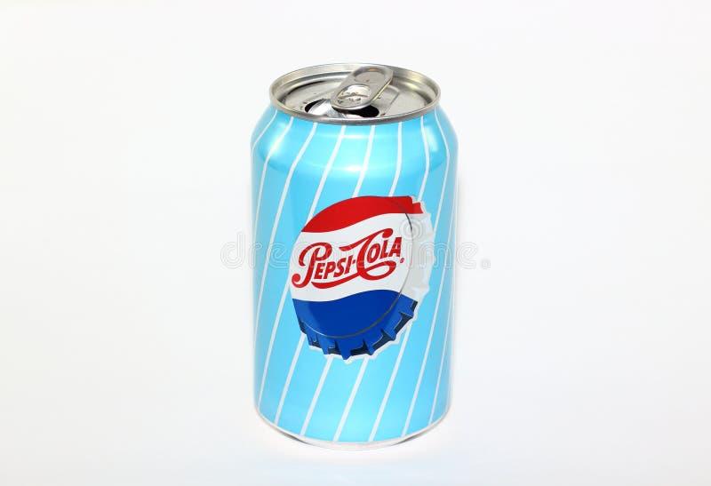 Edición limitada de los años 60 de Pepsi-Cola fotos de archivo libres de regalías
