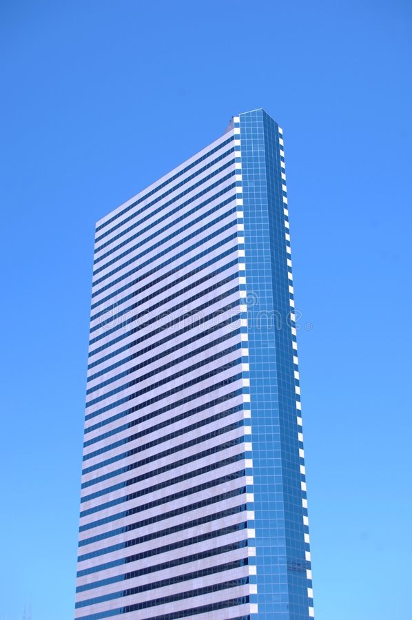 Edifício alto 26 fotografia de stock royalty free