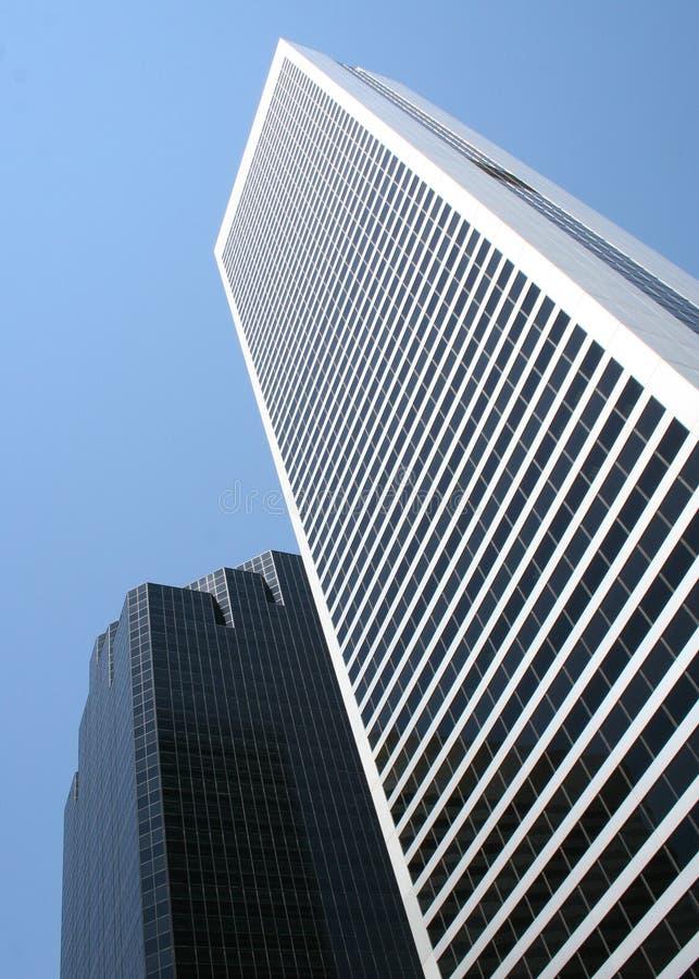 Edifício alto da cidade fotos de stock royalty free