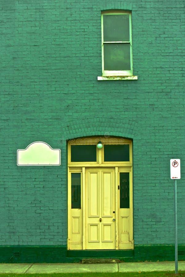 Edifício antigo fotografia de stock royalty free