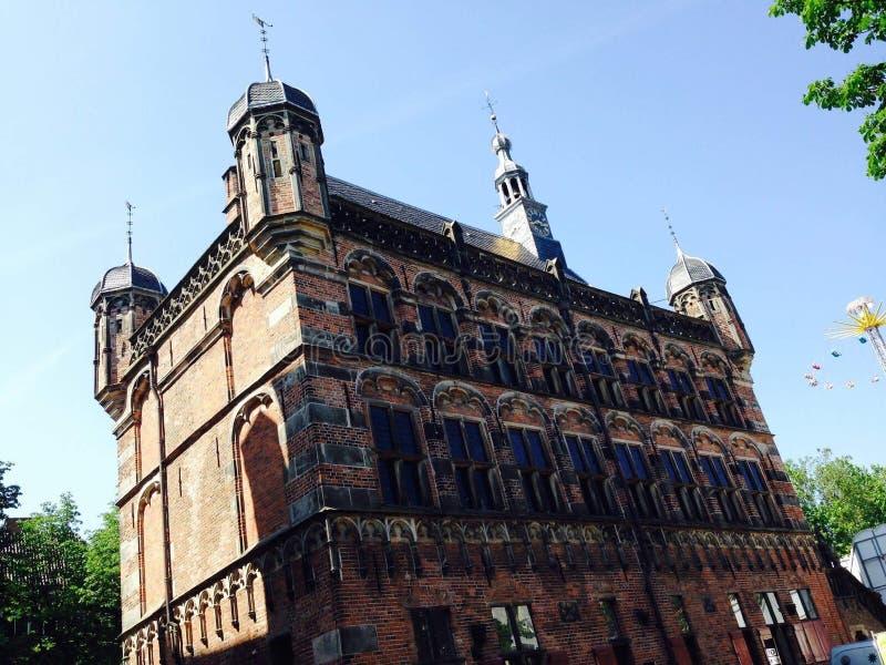 Edifício bonito foto de stock royalty free