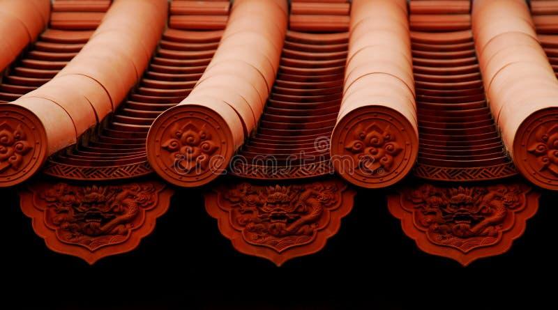 Edifício chinês fotos de stock