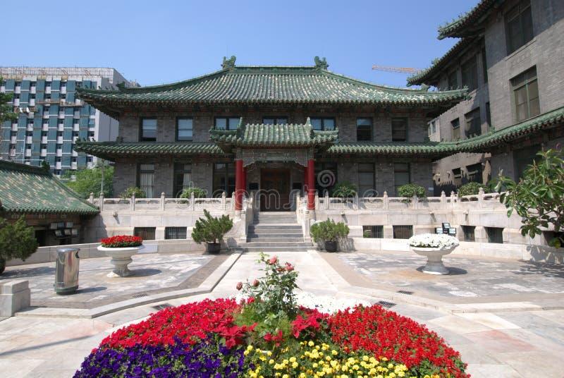 Edifício chinês histórico fotos de stock royalty free