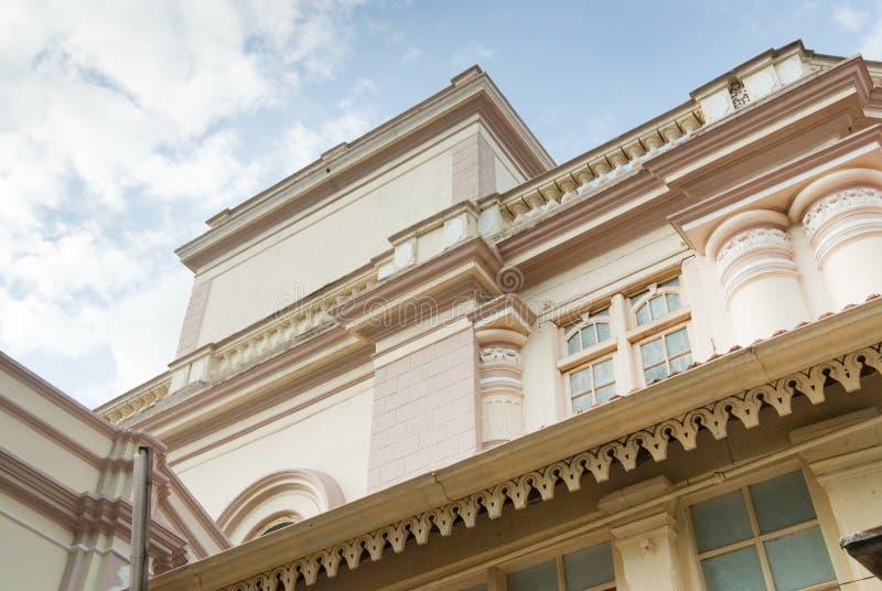 Edifício colonial imagens de stock royalty free