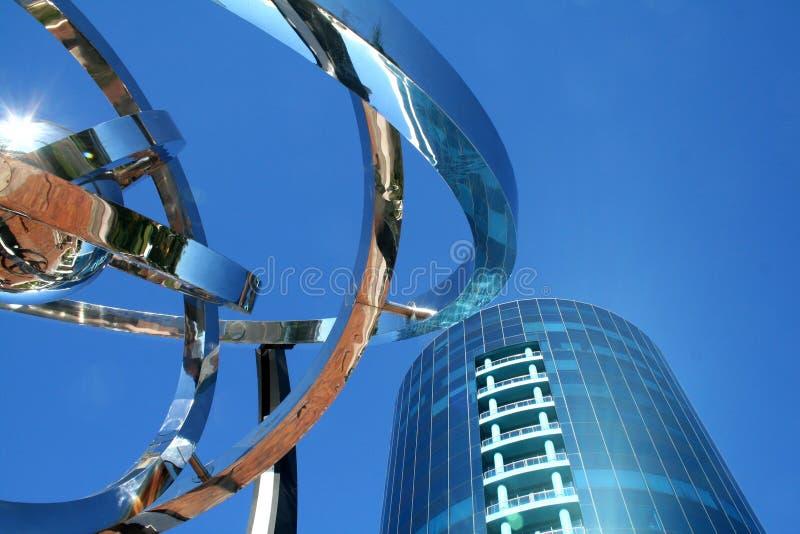 Edifício corporativo 1 fotos de stock royalty free