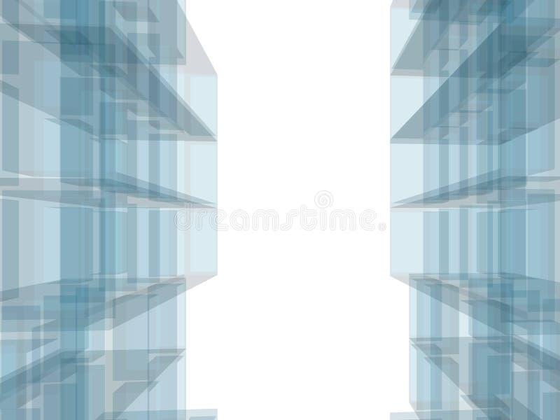 Edifício da arquitetura foto de stock