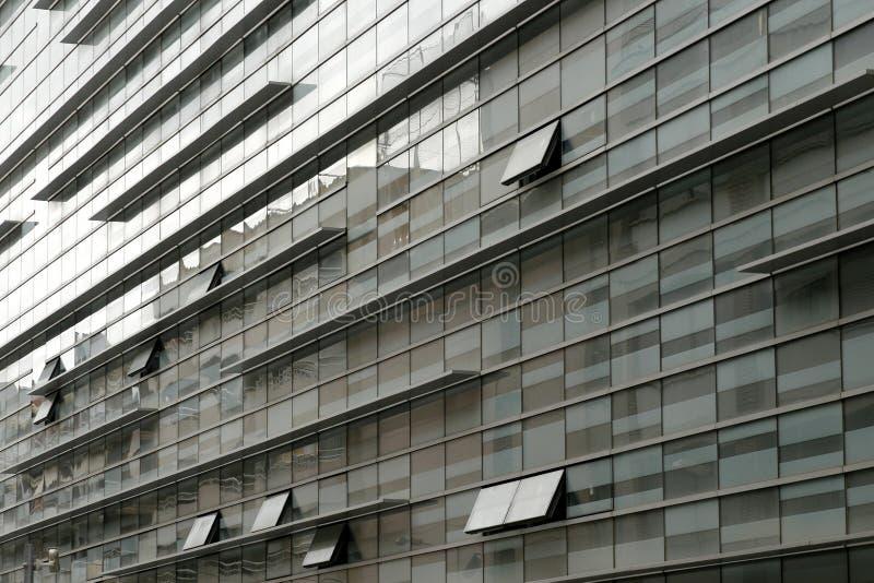 Edifício da cidade do projeto moderno imagens de stock royalty free