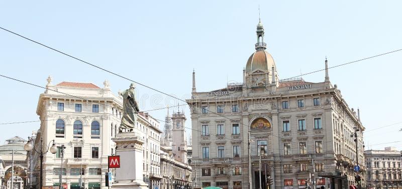 Edifício de Assicurazioni Generali S.p.A fotografia de stock royalty free