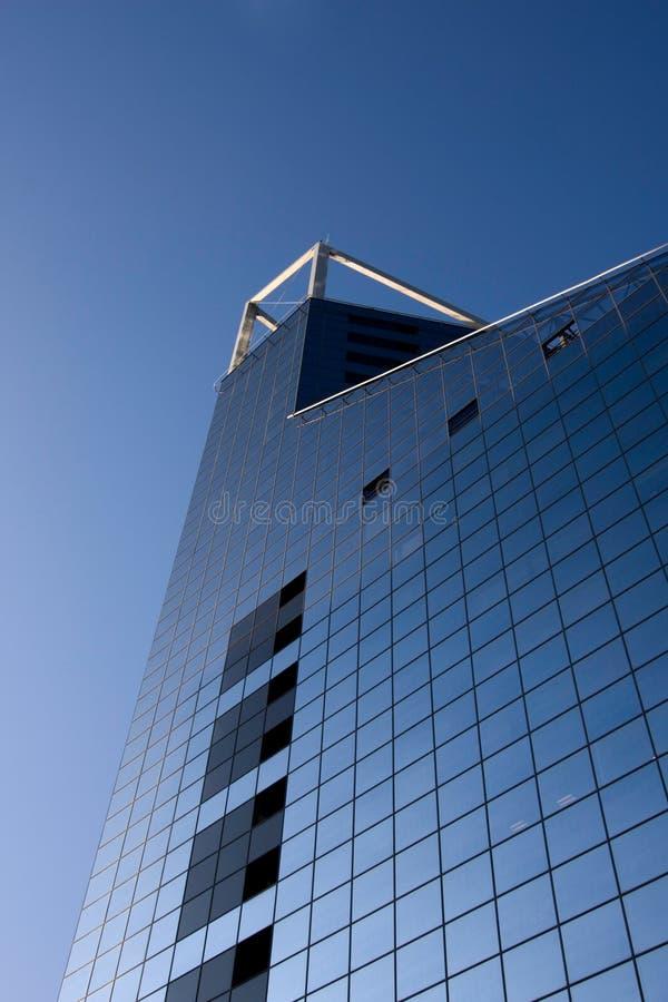 Edifício de banco fotos de stock