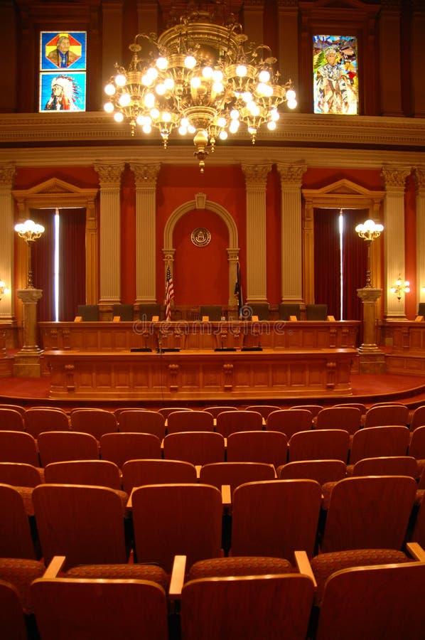 Edifício de capital 7 foto de stock royalty free