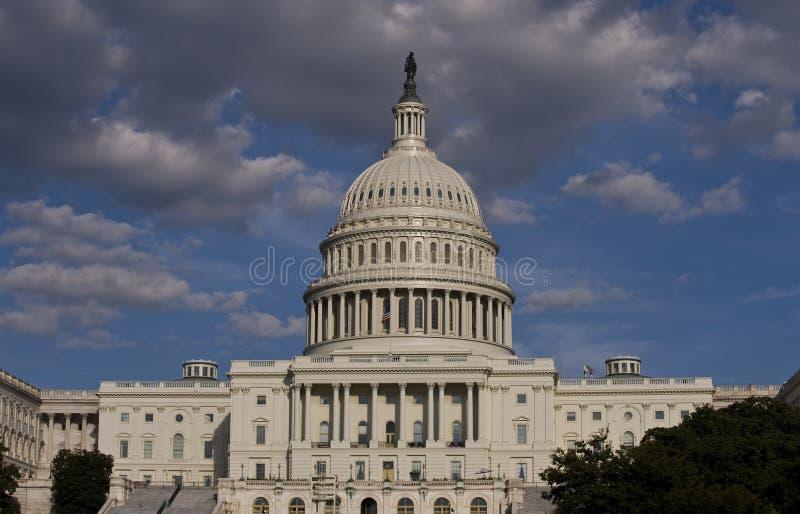 Edifício de capital dos E.U. fotos de stock