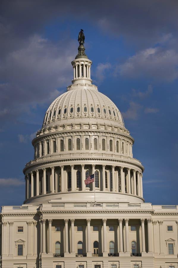 Edifício De Capital Dos E.U. Imagens de Stock Royalty Free