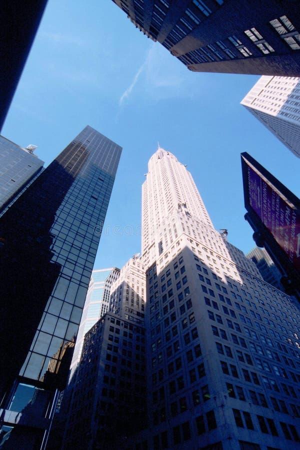 Edifício de Chrysler fotografia de stock royalty free