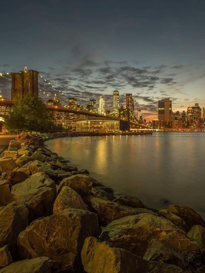Edifício de New York foto de stock royalty free