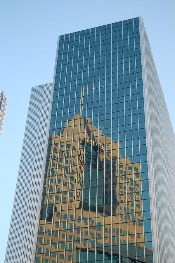 Edifício de PPG imagem de stock royalty free