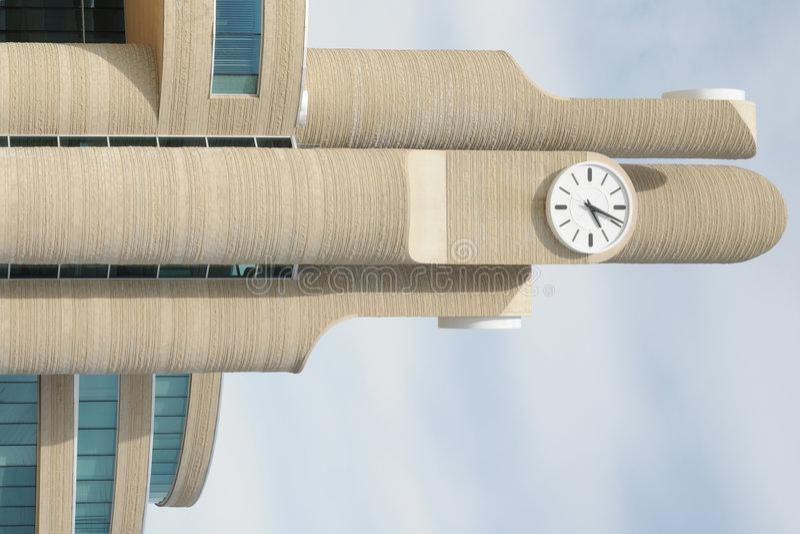 Edifício De Vidro Com 3 Torres Fotografia de Stock Royalty Free