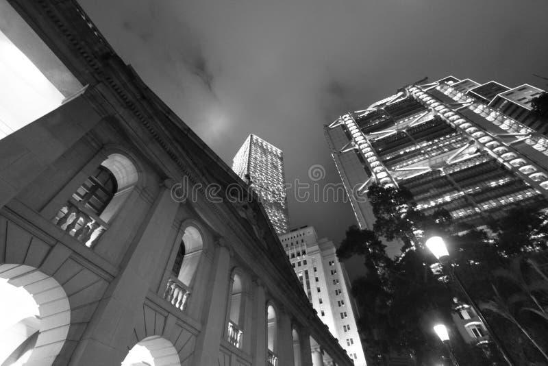 Edifício do Conselho Legislativo em Hong Kong foto de stock