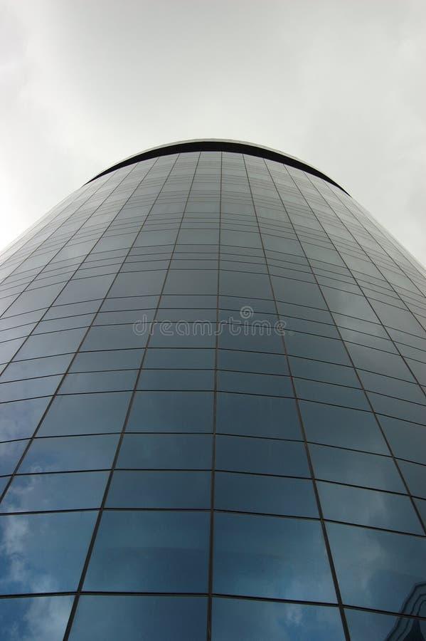 Edifício do negócio imagem de stock royalty free