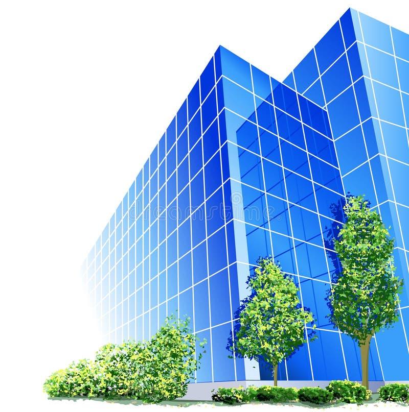 Edifício do negócio