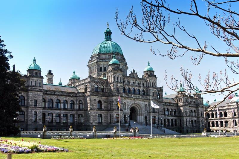 Edifício do parlamento de Canadá imagens de stock