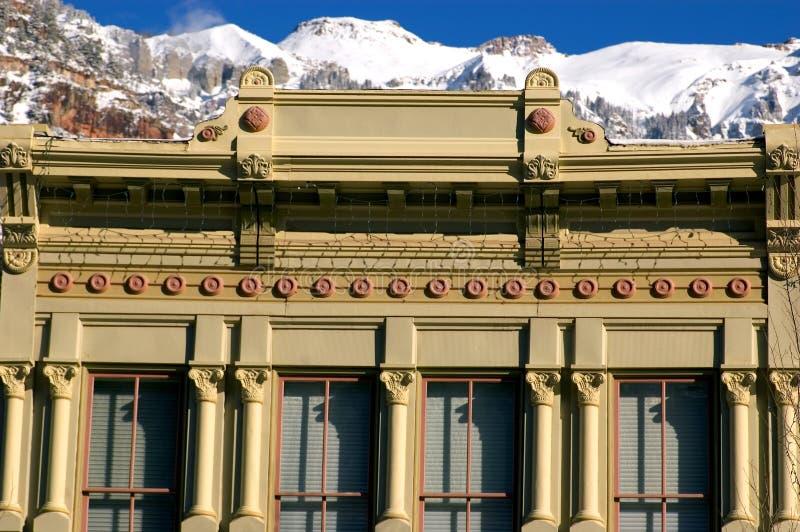 Edifício do Victorian foto de stock royalty free