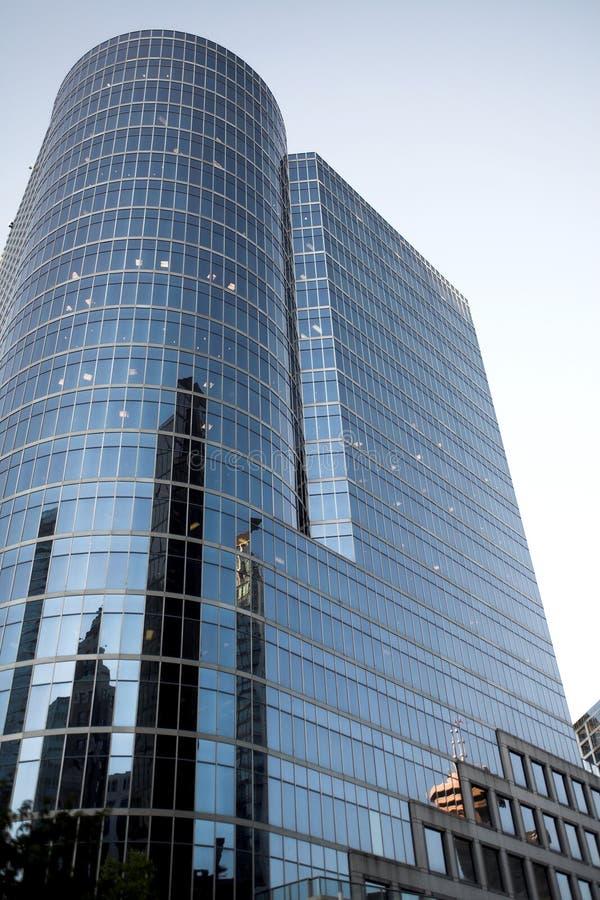 Edifício elevado da ascensão foto de stock royalty free