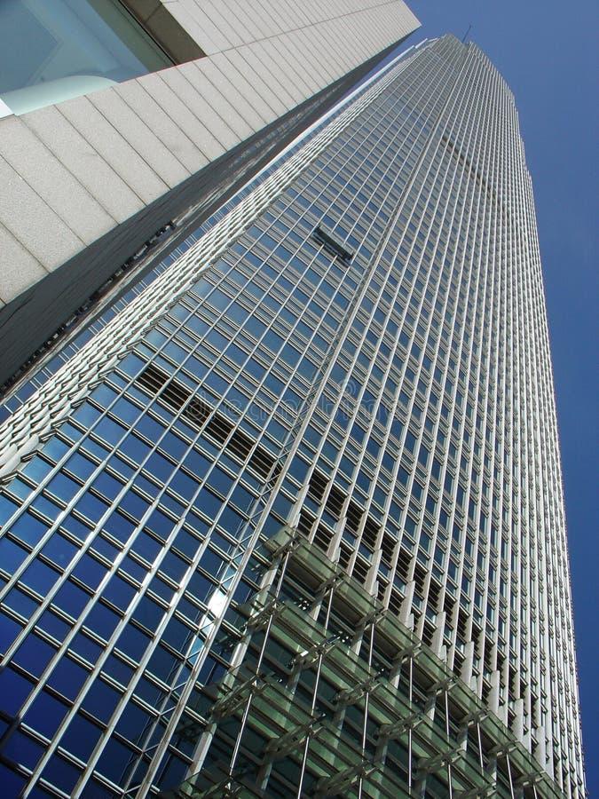 Edifício financeiro internacional, Hong Kong, China foto de stock royalty free