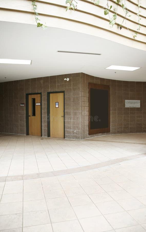 Edifício interior foto de stock royalty free