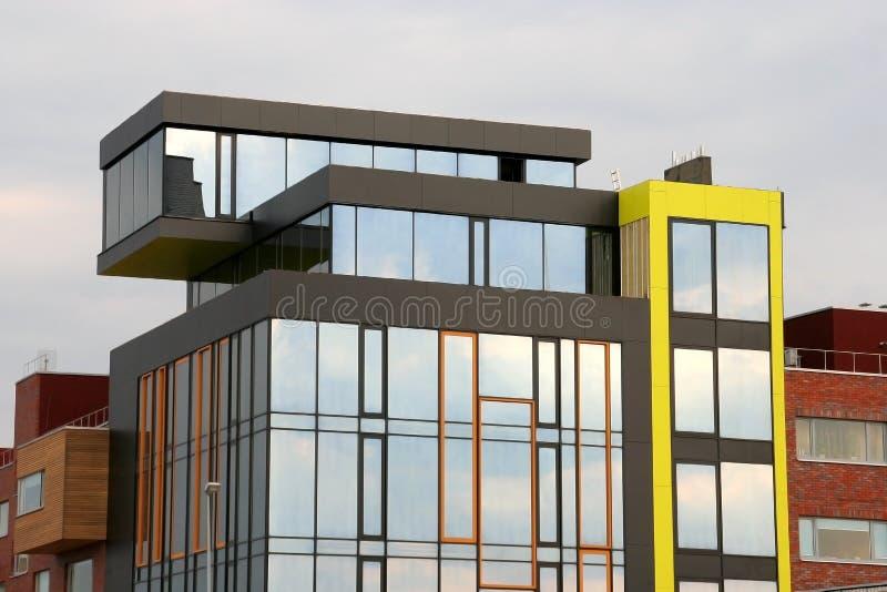 Edifício moderno fotos de stock