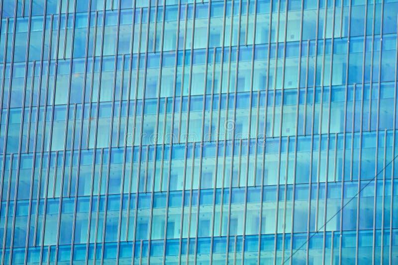 Edifício moderno abstrato foto de stock