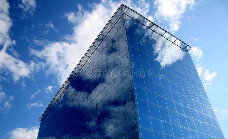 Edifício moderno do negócio imagem de stock