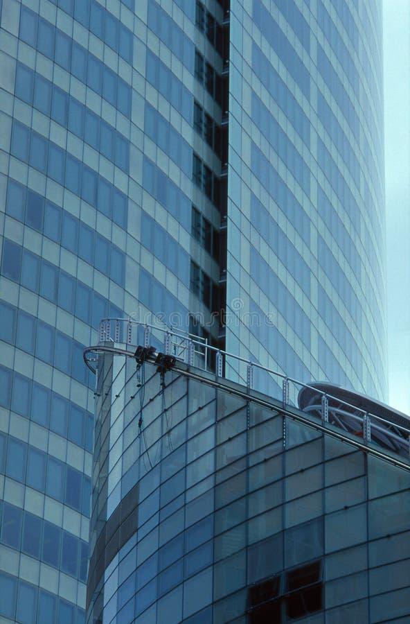 Edifício moderno em Sydney fotografia de stock