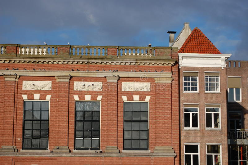 Edifício monumental velho imagens de stock royalty free