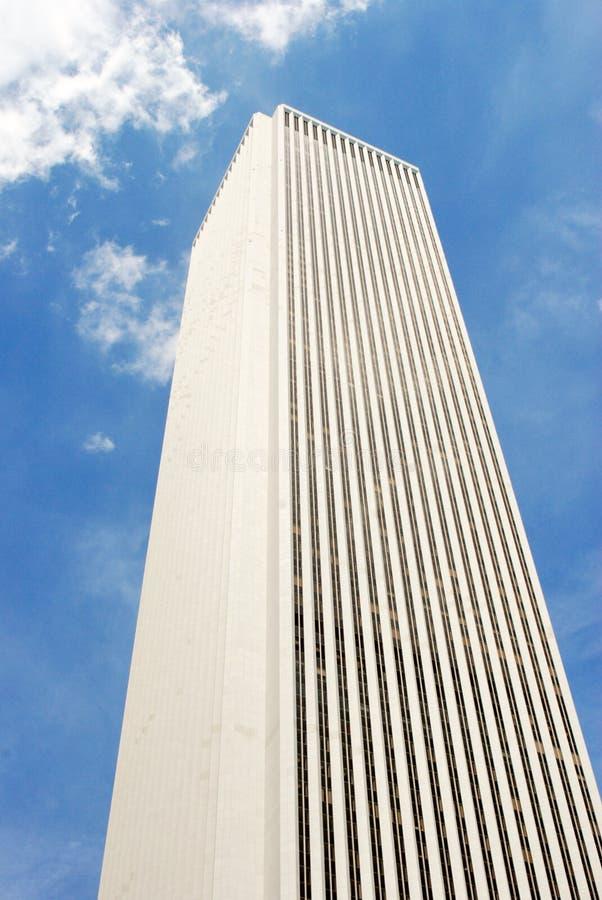 Edifício padrão do petróleo (centro do AON) imagens de stock royalty free