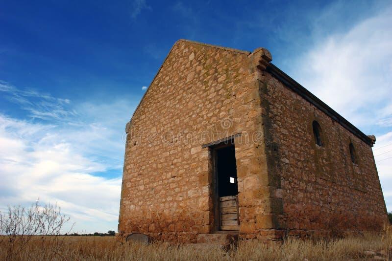 Edifício rural imagens de stock