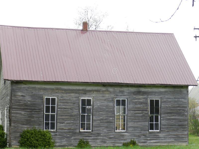 Edifício velho fotografia de stock
