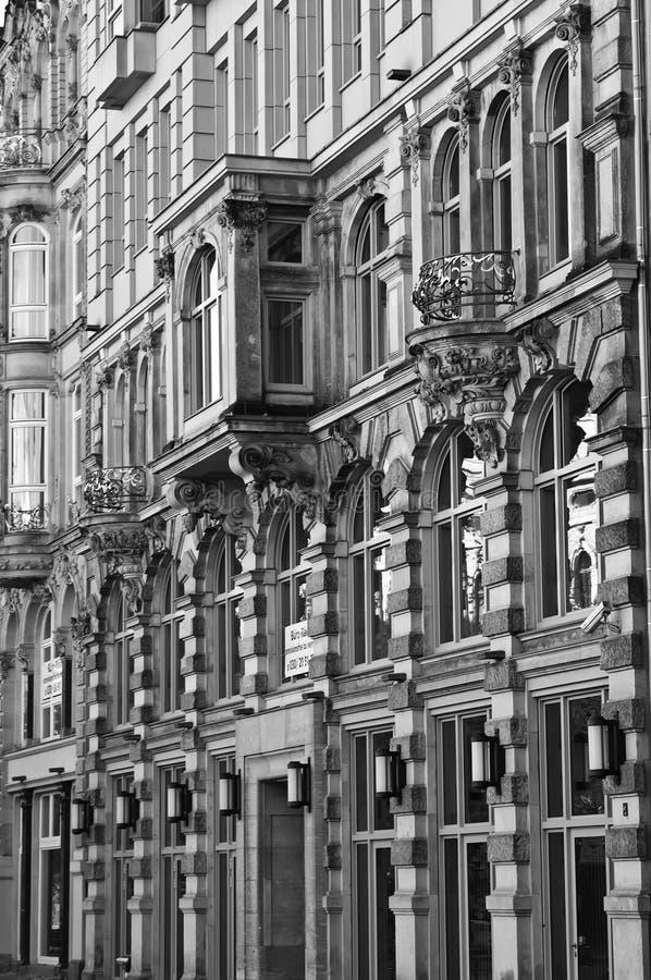 Edifício velho de Berlim imagens de stock royalty free