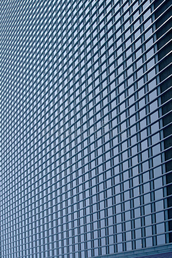 Edifícios corporativos modernos foto de stock royalty free