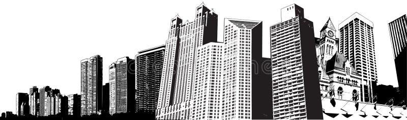 Edifícios da cidade