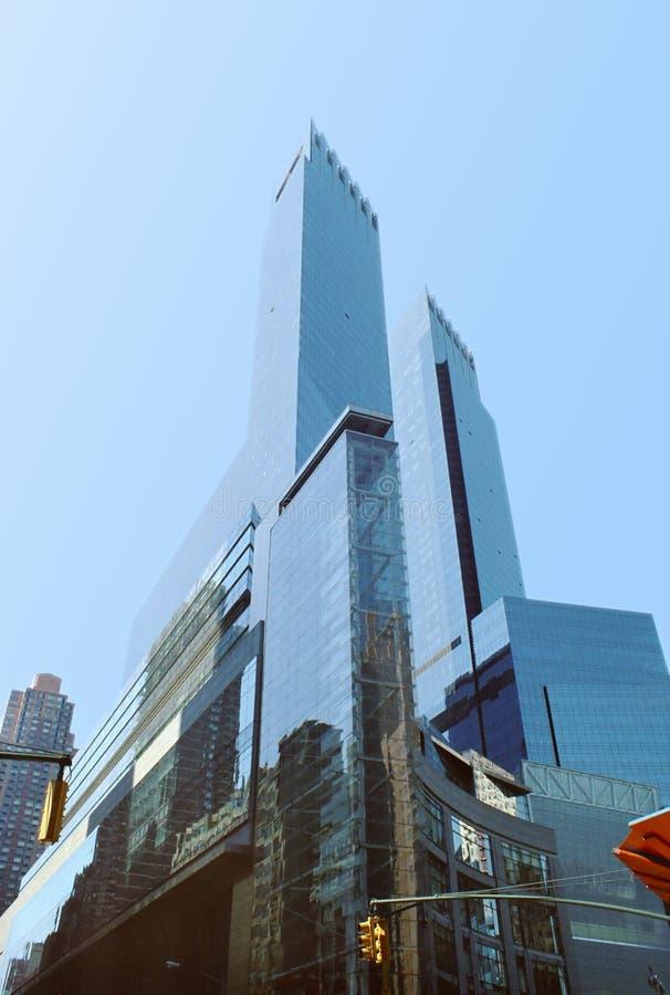 Edifícios de New York imagens de stock royalty free