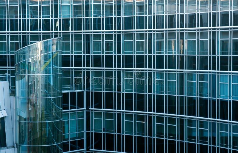 Edifícios modernos em Berlim imagem de stock royalty free