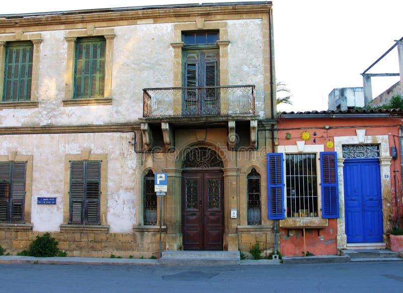 Edifícios Velhos Fotografia de Stock Royalty Free