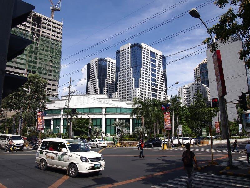 Edifici commerciali e residenziali al complesso di ortigas for Piano di progettazione di edifici commerciali