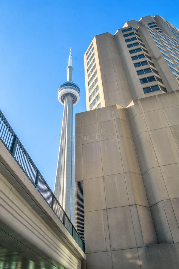 Edifici di Toronto fotografia stock libera da diritti