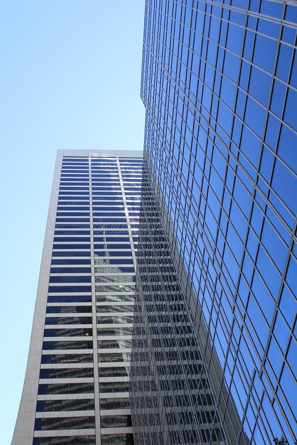 Edifici per uffici di New York City fotografia stock libera da diritti