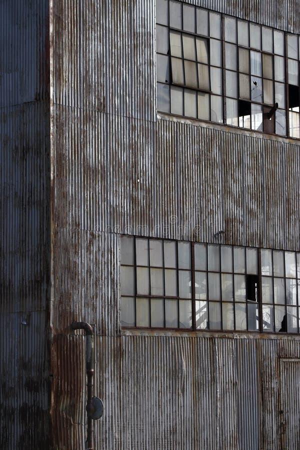 Download Edificio Abandonado De La Fábrica Imagen de archivo - Imagen de fábrica, estructura: 1291301